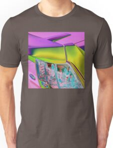 Mustang Tail Abstract Unisex T-Shirt