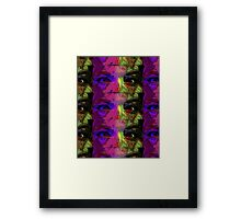 Every Person Seems More Beautiful Framed Print