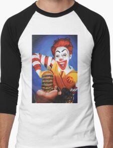 Happy Meal Men's Baseball ¾ T-Shirt