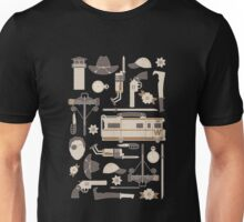 The Walking Dead Bus Unisex T-Shirt