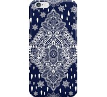 Bohemian floral paisley ornament. iPhone Case/Skin
