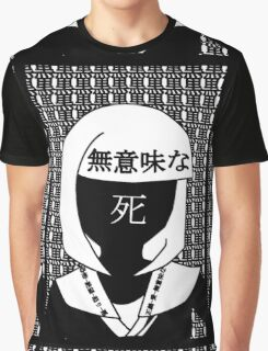 Shi no Shoujo Graphic T-Shirt