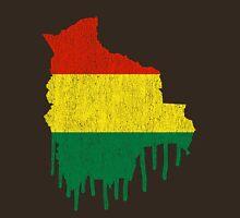 Bolivia Paint Drip Unisex T-Shirt