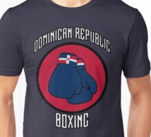 Dominican Republic Boxing Unisex T-Shirt