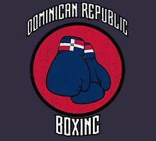 Dominican Republic Boxing Unisex T-Shirt