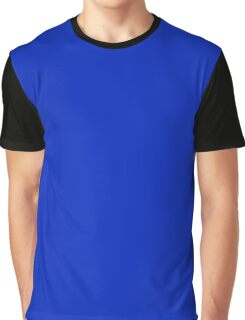 Resolution Blue  Graphic T-Shirt
