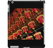 Taiwanese Lanterns iPad Case/Skin