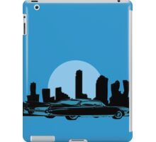 Cadillac Moon iPad Case/Skin