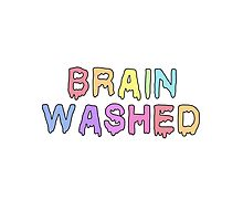 Brain Washed Photographic Print
