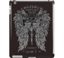 Daryl Dixon The Walking Dead iPad Case/Skin