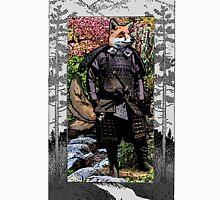 Kitsune Samurai- Portrait  Unisex T-Shirt
