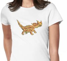 Thorny Devil Womens Fitted T-Shirt