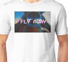 Fly Away Vaporwave Unisex T-Shirt