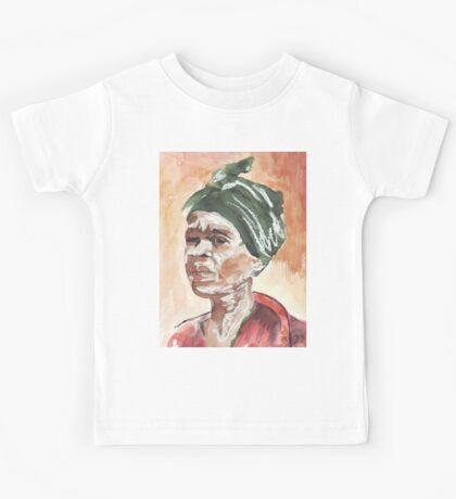 The Essence of Africa - Ethnic series Kids Tee