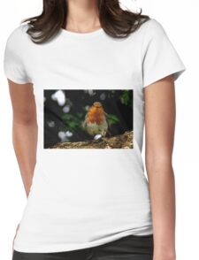 Bedraggled  Womens Fitted T-Shirt
