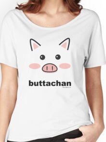 buttachan Women's Relaxed Fit T-Shirt