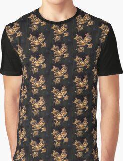 Golden Glider. Graphic T-Shirt