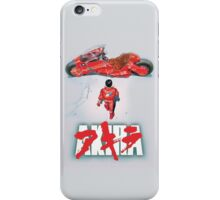 AKIRA - LOGO / ORIGINAL TSHIRT (HIGH QUALITY)  iPhone Case/Skin