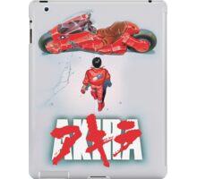 AKIRA - LOGO / ORIGINAL TSHIRT (HIGH QUALITY)  iPad Case/Skin