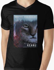 keanu the movie comedy 2016 Mens V-Neck T-Shirt