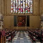 King's Interior 14 by Priscilla Turner