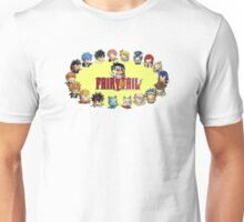 Fairytail chibi Unisex T-Shirt