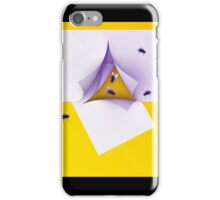 FLY - PAPER iPhone Case/Skin