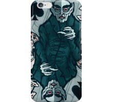 Orlock, Vampire King of Spades iPhone Case/Skin