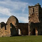 Knowlton Church by Country  Pursuits