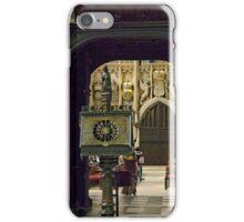 King's Interior 21 iPhone Case/Skin
