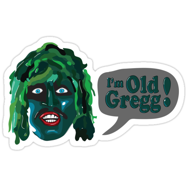 I'm Old Gregg - Do you love me? - The Mighty Boosh by ptelling
