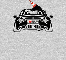 Miata Club of Hawaii ND Autocross Unicorn WTF!? Unisex T-Shirt