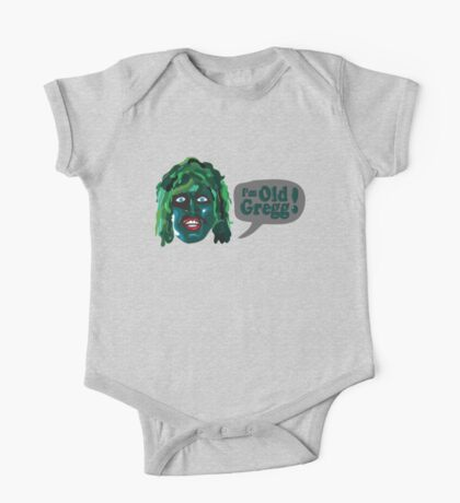 I'm Old Gregg - Do you love me? - The Mighty Boosh One Piece - Short Sleeve