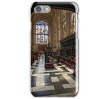 King's Interior 36 iPhone Case/Skin