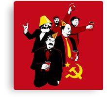 Communist Party CCCP Canvas Print