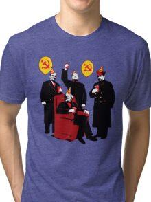 Communist Party CCCP Tri-blend T-Shirt