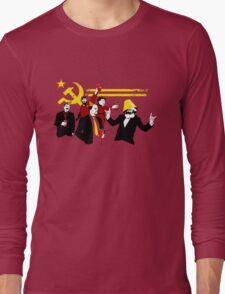 Communist Party CCCP Long Sleeve T-Shirt