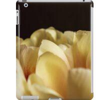 Background petals bright tulips iPad Case/Skin