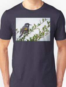 New Holland Honey eater at Gypsy Point Victoria T-Shirt