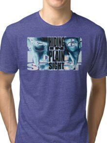 Hiding in Plain Sight - Breaking Bad Tri-blend T-Shirt