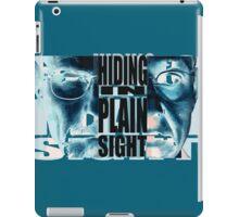 Hiding in Plain Sight - Breaking Bad iPad Case/Skin