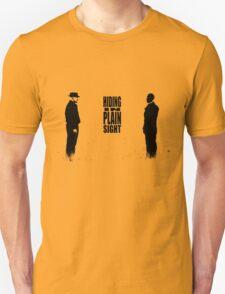 Hiding In Plain Sight 2 - Breaking Bad T-Shirt