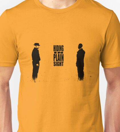 Hiding In Plain Sight 2 - Breaking Bad Unisex T-Shirt
