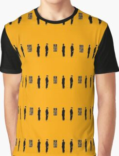 Hiding In Plain Sight 2 - Breaking Bad Graphic T-Shirt
