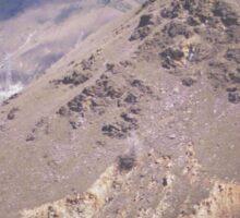 NZ Highest Bunjee Jump area Sticker