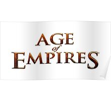 Age Of Empires Poster