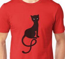 Gracious Evil Black Cat Unisex T-Shirt