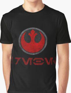 Rebel Alliance- I Rebel Graphic T-Shirt