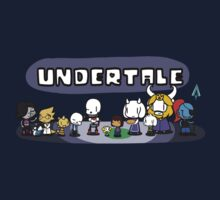 Undertale cute One Piece - Short Sleeve