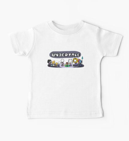 Undertale cute Baby Tee